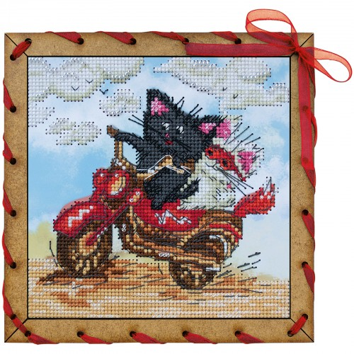 """Creative craft kits """"In the eye of the wind"""""""