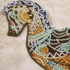 "Beads embroidery kit ""Wonderful horse"""