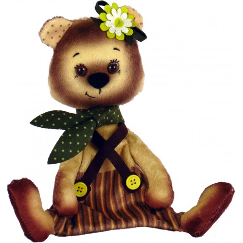 "Dolls sewing kit ""Bear"""