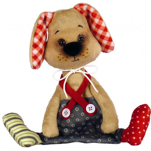 """Dolls sewing kit """"Doggy"""""""