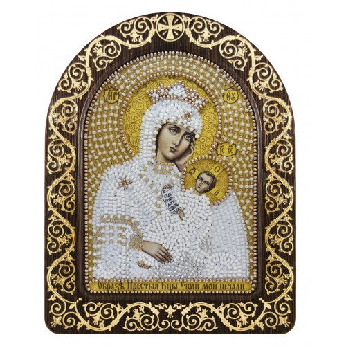 Icon of the Most Holy Mother of God Soothe My Sorrows