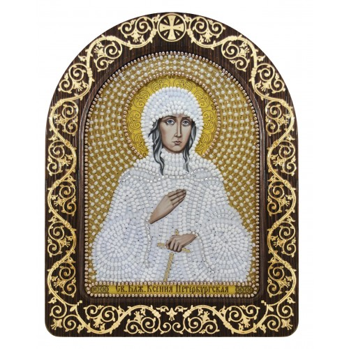 Blessed St. Xenia of St. Petersburg
