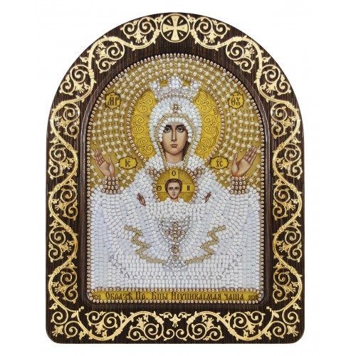 Icon of the Most Holy Mother of God, the Inexhaustible Cup