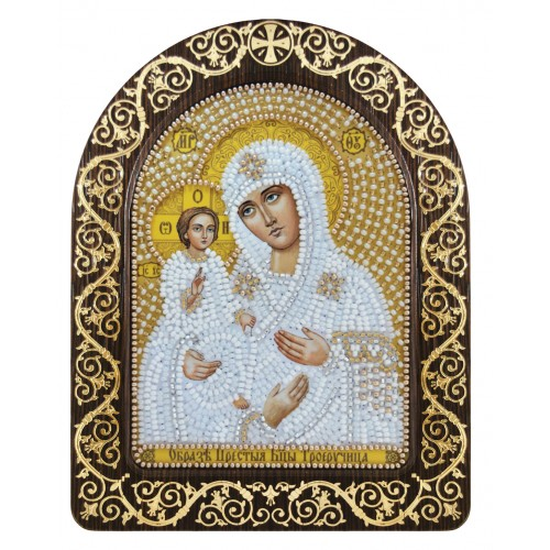 The Most Holy Theotokos of the Three Hands