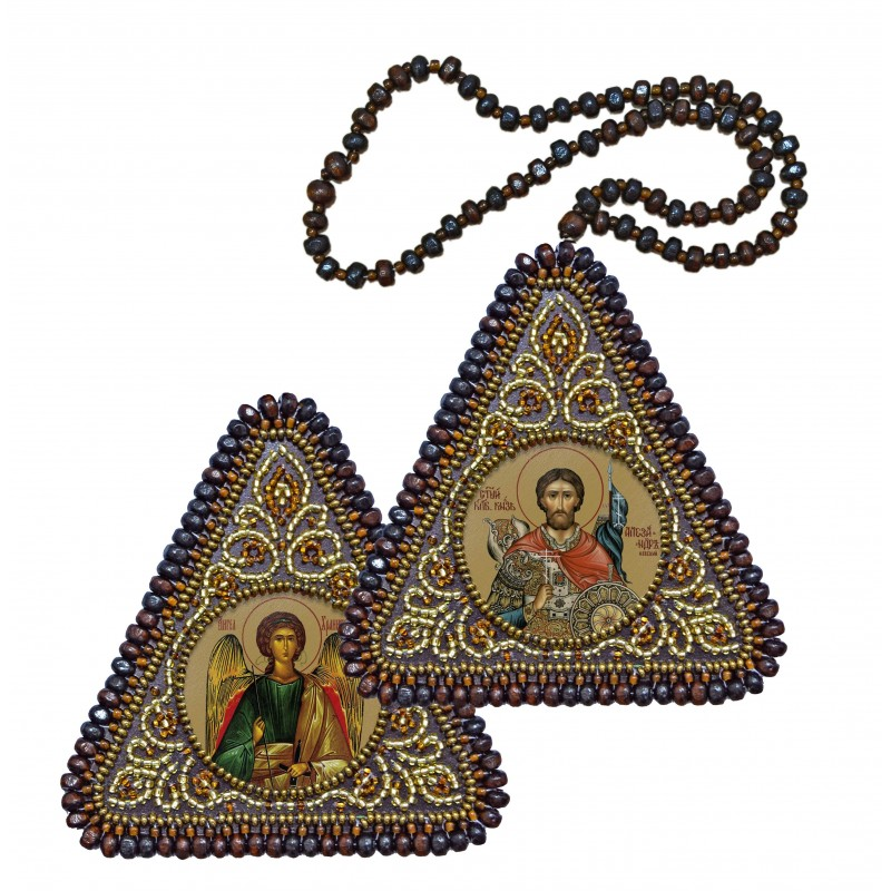 The Most Orthodox Great Prince St. Alexander Nevsky & Holy Guardian Angel