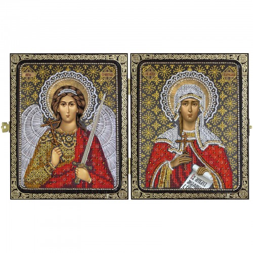 The Great Martyr Tatiana of Rome & Holy Guardian Angel