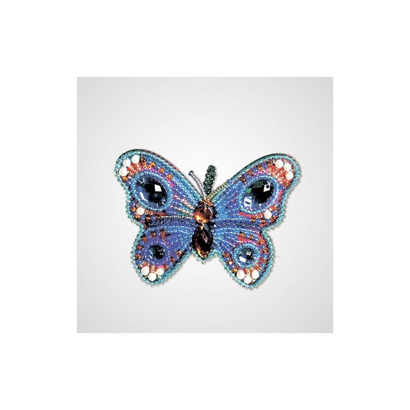 "Creative craft kit ""Blue butterfly"""