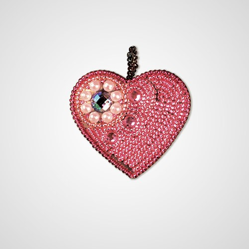 "Creative craft kit ""Heart ""Tenderness"""""