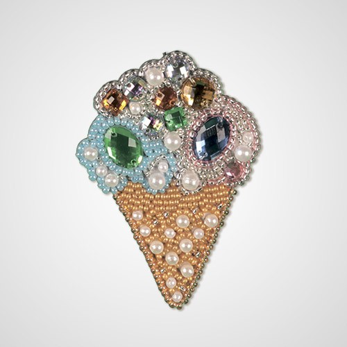 "Creative craft kit ""Ice cream"""