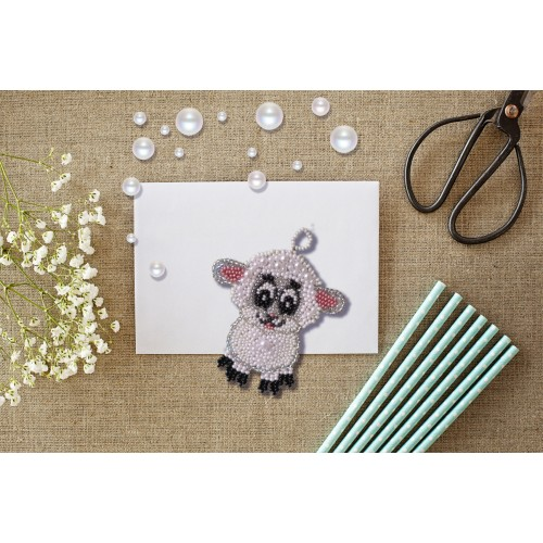 "Creative craft kit ""Lamb"""