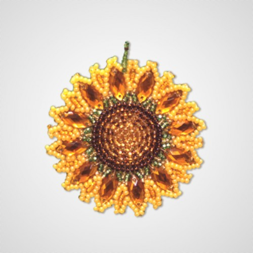 "Creative craft kit ""Sunflower"""