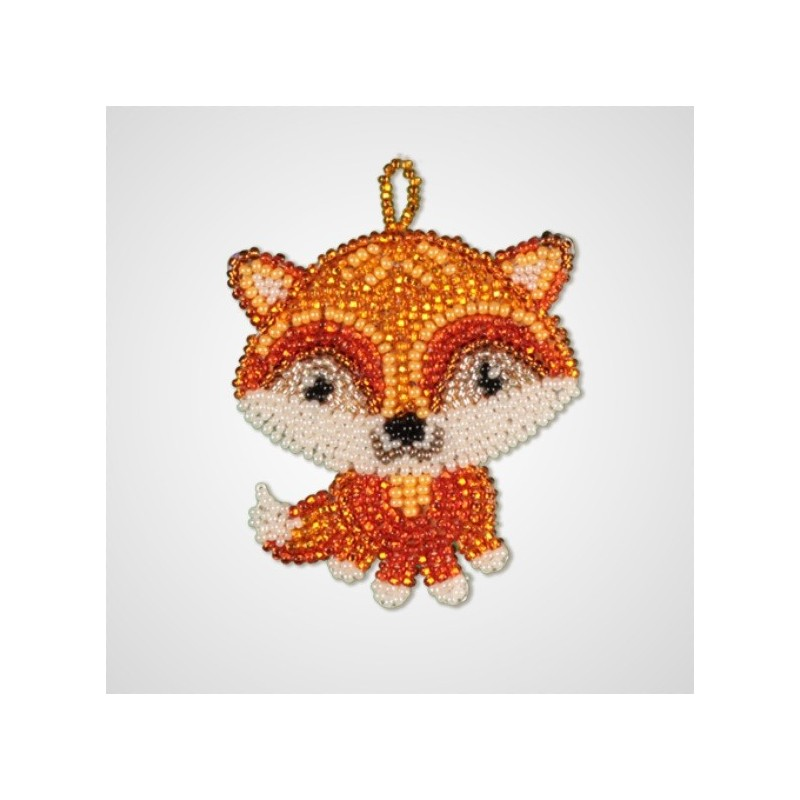 "Creative craft kit ""Little fox"""