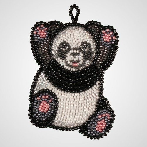 "Creative craft kit ""Panda"""