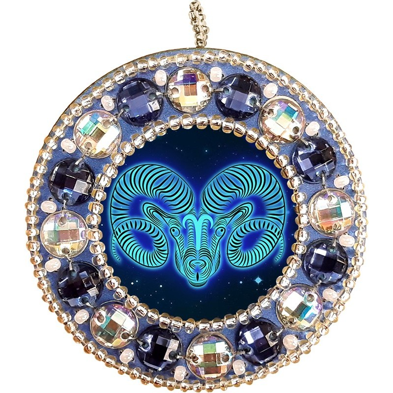 """Creative craft kit """"Blue butterfly"""""""