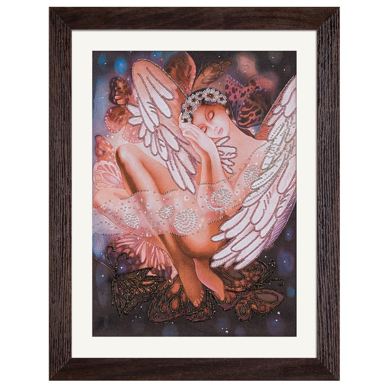 "Beads embroidery kit ""The symphony of dreams"""